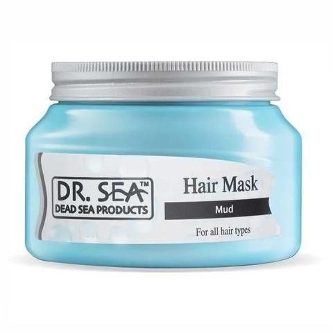 Маска для волос грязевая Dr.Sea для укрепления волос и кожи головы 350мл