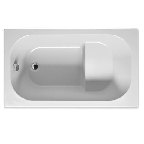 Акриловая ванна Riho PETIT 120х70