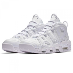 Унисекс Nike Air More Uptempo All White