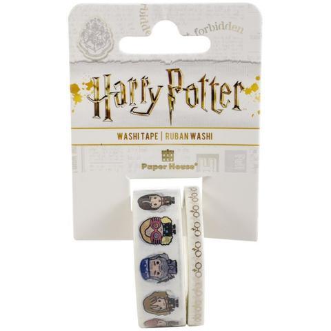 Набор скотчей- Washi Tape Harry Potter - PHarry Potter - Chibi -2шт