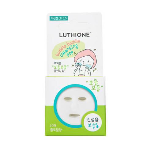 Luthione Пенка-таблетка для умывания (мягкая) 3г *10шт Boddle