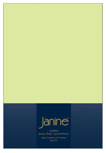 На резинке Простыня на резинке 140-160x200 Janine Elastic-Jersey 5002 светло-зеленая elitnaya-prostynya-na-rezinke-elastic-jersey-5002-svetlo-zelenaya-ot-janine-germaniya.jpg