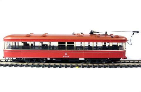 Bachmann 84602 Трамвай Peter Witt, H0