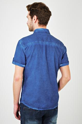 Рубашка мужская  M712-25C-63GS