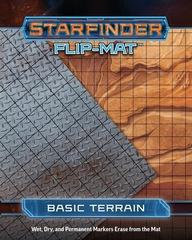 Starfinder Flip-Mat: Basic Terrain