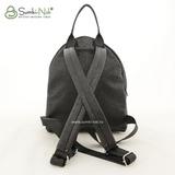 Рюкзак Саломея 1025 фольга черная