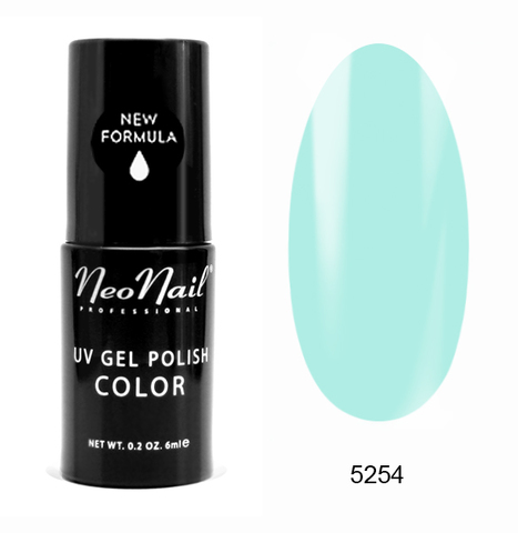 NeoNail Гель лак UV 6ml Kiwi Sorbet №5254-1