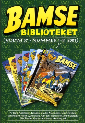 Bamse Vol. 53