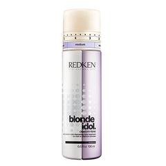 Redken Blonde Idol Custom Tone Violet - Кондиционер-Усилитель цвета холодных оттенков блонд 196 мл