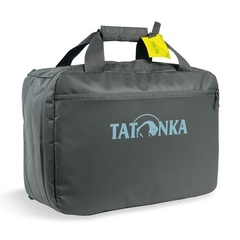 Сумка Tatonka Flightbarrel titan grey