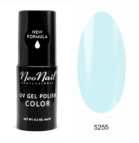 NeoNail Гель лак UV 6ml Smurf Ice №5255-1