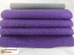 Крупный глиттер конфетный фиолетовый