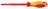 Отвертка для винтов с крестообразным шлицем Phillips KNIPEX 98 24 04 KN-982404