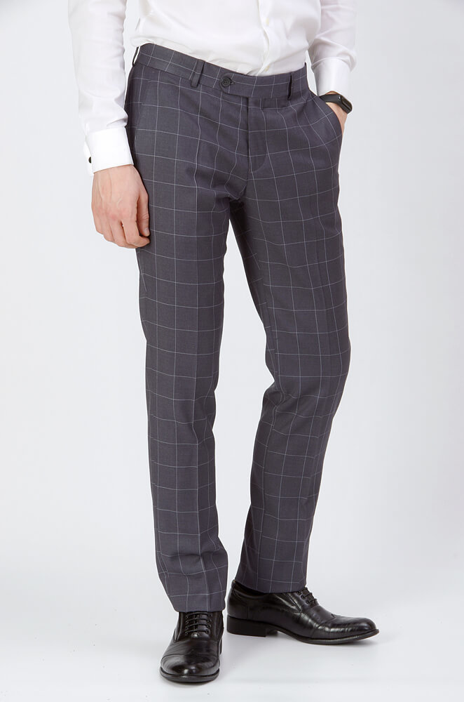 Брюки Slim fit CESARI MARIANO / Брюки зауженные slim fit IMGP9268.jpg