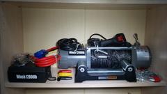 Лебёдка Electric Winch 12000lbs С/Т
