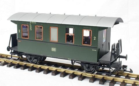 PIKO 37920 Пассажирский вагон DC, DB, Eр.III, G