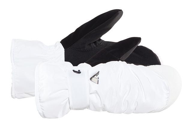 Горнолыжные варежки женские 8848 Altitude Belinda (white)