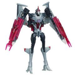 Робот Трансформер Старскрим (Starscream) Класс Cyberverse Command - Трансформеры Прайм, Hasbro