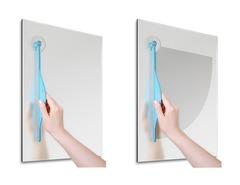 Дворник для зеркала в ванну