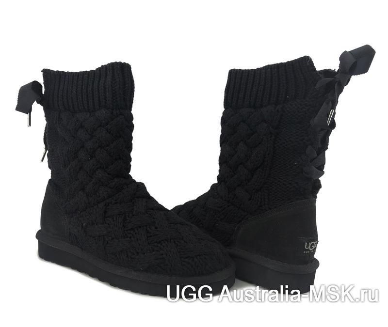UGG Classic Cardy Isla Black