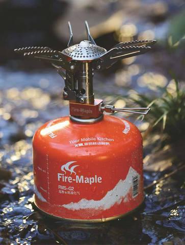 горелка Fire-Maple FMS-200 пьезо