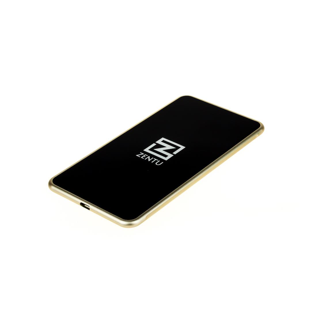 Zentu Беспроводная зарядка Zentu S7 - Gold Edition IMG_9399.jpg