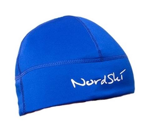 NordSki Лыжная шапка синяя