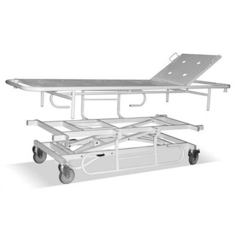 Тележка-каталка для перевозки больных ТК-ТС 01Гг (исполнение 3) - фото