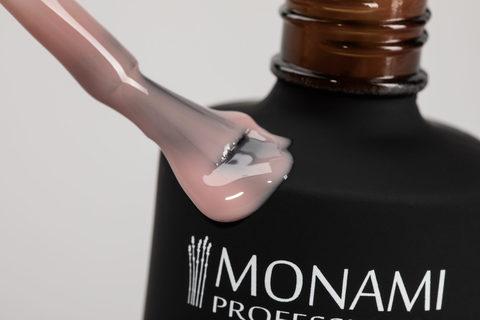 Monami Rubber Base ROSE SHINE 15ml