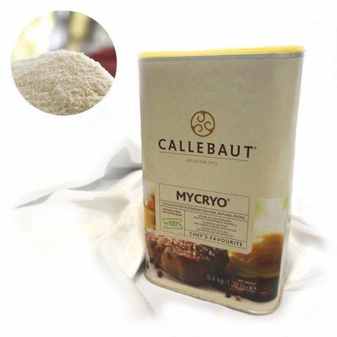 Какао-масло Callebaut в форме порошка, MYCRYO