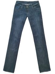 5588 джинсы женские, темно-синие