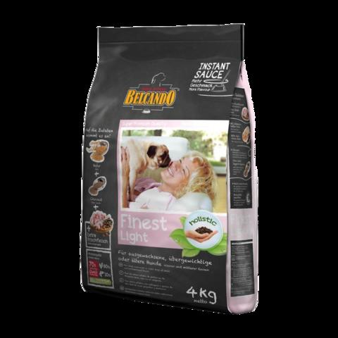 Belcando Adult Finest Light Сухой корм для собак мелких и средних пород облегченный