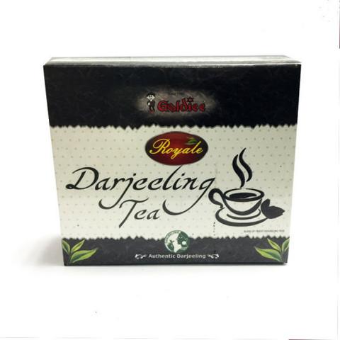 Чай GOLDIEE DARJEELING (чёрный, листовой, Индия) , 100 г