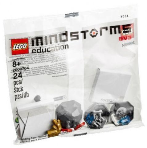 LEGO Education Mindstorms: Набор с запасными частями LME 5 2000704 — Replacement Pack 5 — Лего Образование