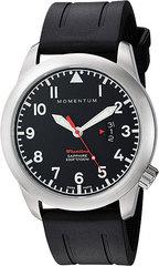 Часы для спорта Momentum Flatline Field  1M-SP18BS1B (каучук, сапфир)