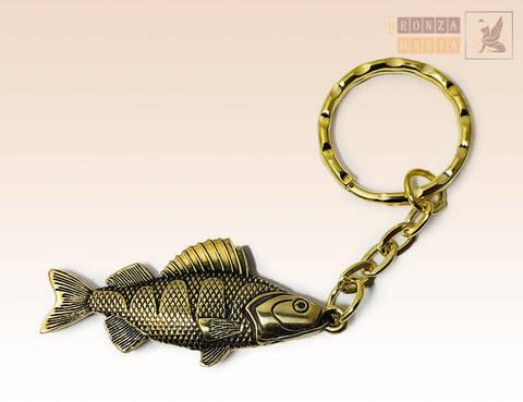 брелок Рыба Окунь