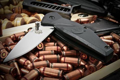 Складной нож Барс Полированный