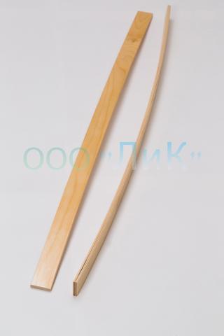 Ламель ЛЮКС для кровати 885-63-8 мм