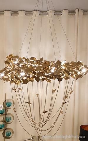 LUXXU MCQUEEN CHANDELIER replica chandelier