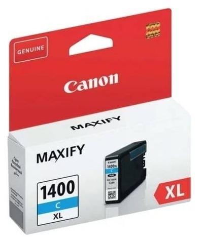Картридж Canon PGI-1400XL C голубой