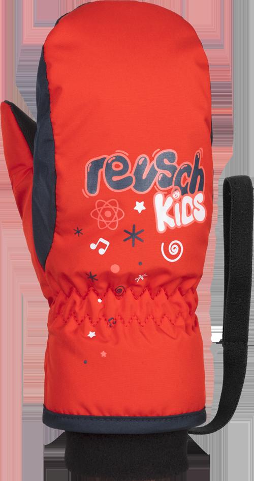 Детские варежки и перчатки Варежки детские Reusch Kids Mitten 325 fire red/dress blue/white ee4f0d5395e0a713d8f3da7343e24576_48_85_405_325_v.png