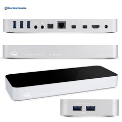 Расширитель портов OWC 12 Port Thunderbolt 2 Dock порт репликатор