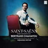 Bertrand Chamayou / Saint-Saens: Piano Concertos Nos. 2 & 5 (LP)