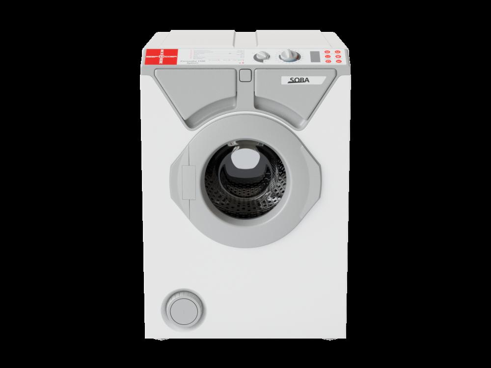 Компактная стиральная машина Eurosoba 1100 Sprint Plus Grey