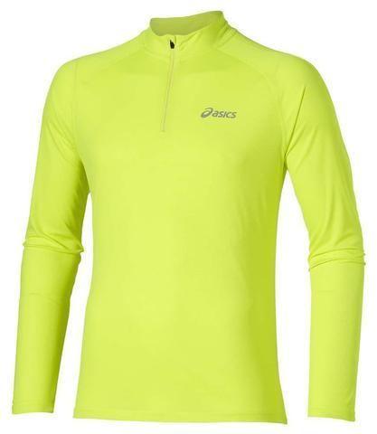 Рубашка для бега Asics Ls 1/2 Zip Top мужская (0392)