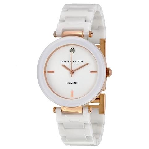 Купить Женские наручные часы Anne Klein 1018RGWT по доступной цене