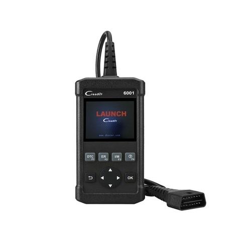 Автосканер Launch Creader 6001