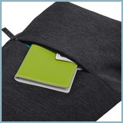 Рюкзак на одной лямке стильный KAKA 99009 тёмно-серый