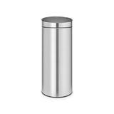 Мусорный бак Touch Bin New (30 л), Стальной матовый (FPP), артикул 115462