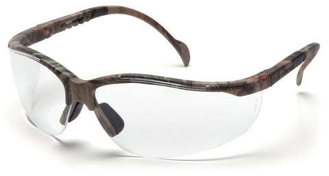 Очки баллистические стрелковые Pyramex Venture 2 SH1810S прозрачные 96%